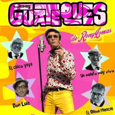 Los Guateques de Rony Lomas