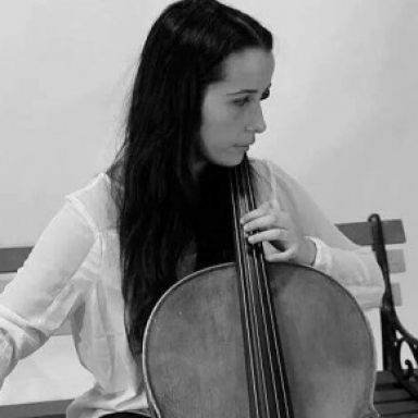 Claire cello.