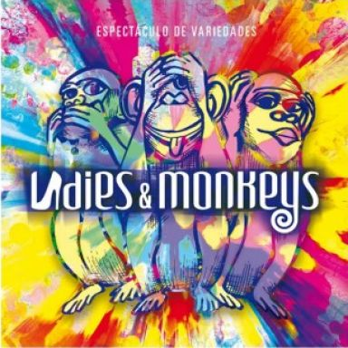 ladies and monkeys
