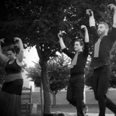 Grupo de baile flamenco El Albaícin