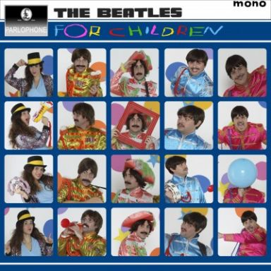 Beatles para niños