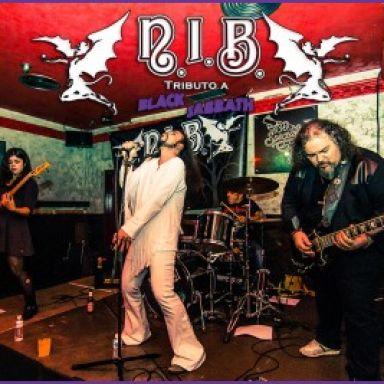N.I.B. Tributo a Black Sabbath