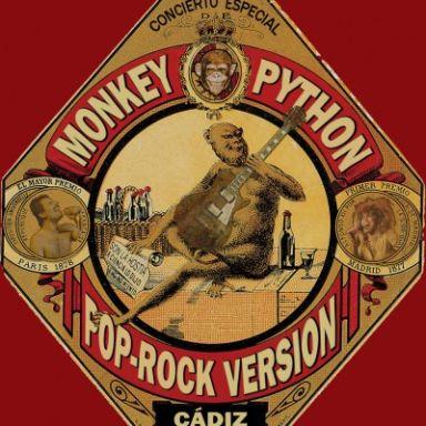 monkey python