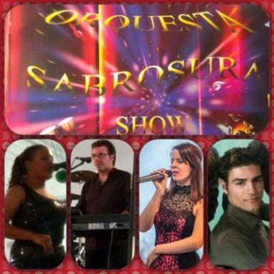 orquesta sabrosura show