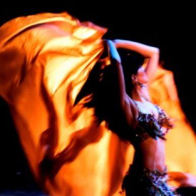 Merche Amado danza oriental