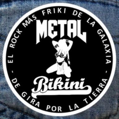 """Metal Bikini """"El Rock Más Friki De La Galaxia"""""""