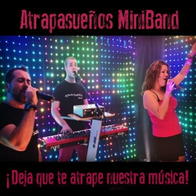 atrapasuenos mini band