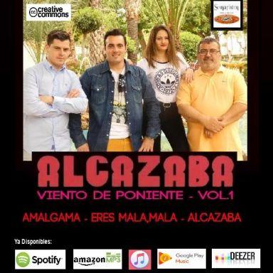 alcazaba show trio