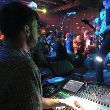 Tony Sánchez - Técnico de sonido