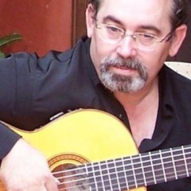 Guitarrista clásico, flamenco y otros, para bodas y celebraciones