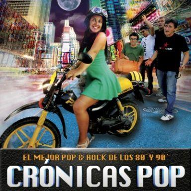 CRÓNICAS POP