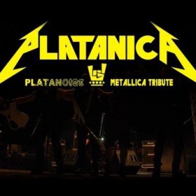 platanica platanoise metallica tribute