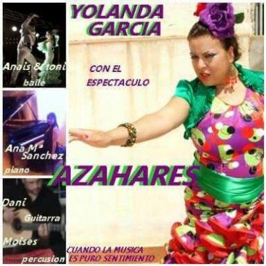 COMPAÑIA FLAMENCA, YOLANDA GARCIA