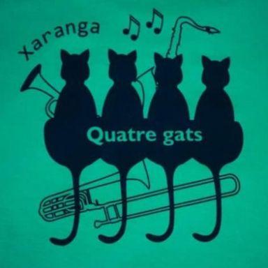 Xaranga quatre gats