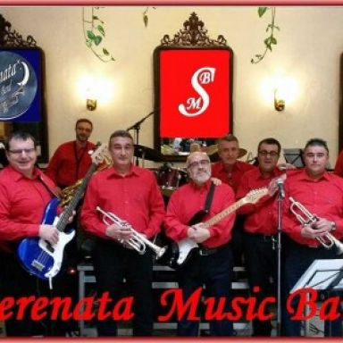 serenata music band
