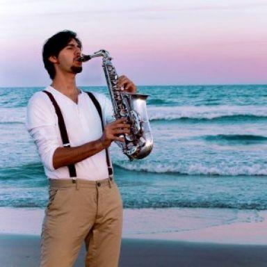 Manu López Saxofonista