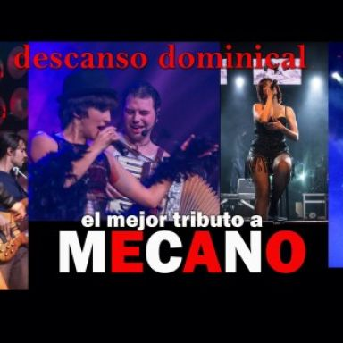tributo a mecano descanso dominical