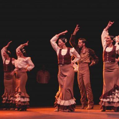 compania flamenco manuel alcaide