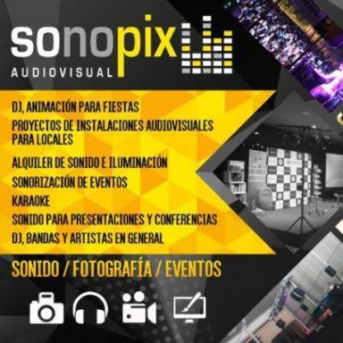 sonopix sonido y fotografia