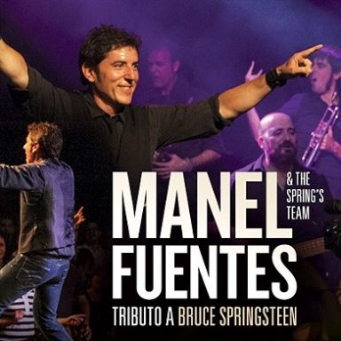 manel fuentes y the springs team tributo a bruce springsteen