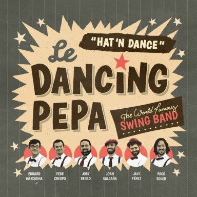 le dancing pepa swing band