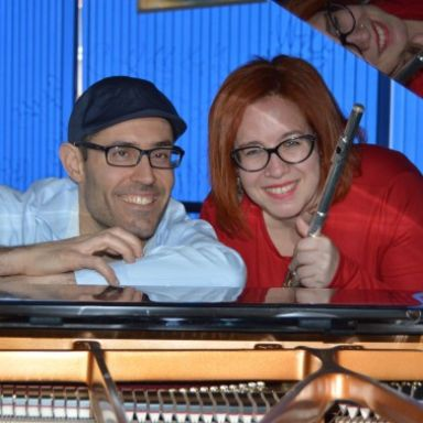 ibelife piano y flauta