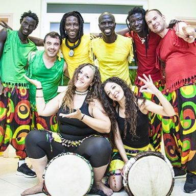 abdou mbaye dance