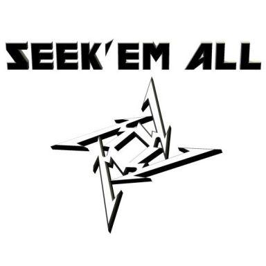 seek em all metallica tribute band