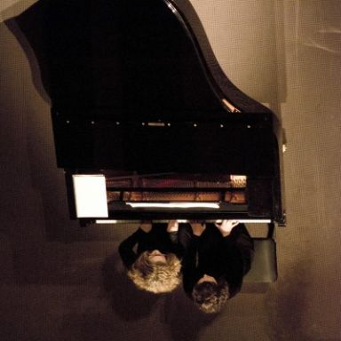Dúo piano a cuatro manos López-Sifres