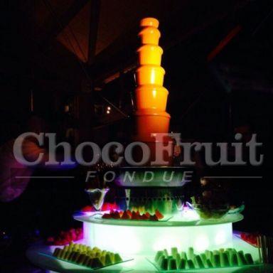chocofruit fondue