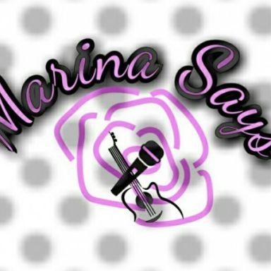 marina says