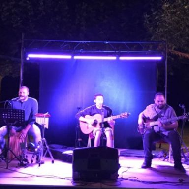 puro corte trio flamenco fusion