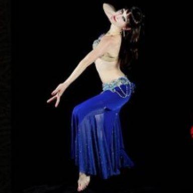 gharnata danza oriental
