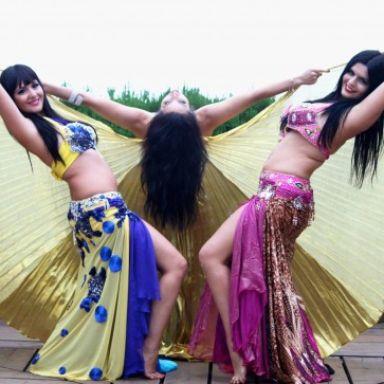 zayna bellydancers