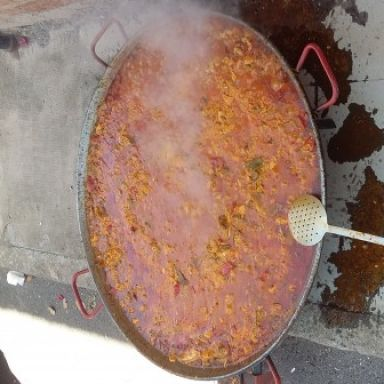 paellas mar menor