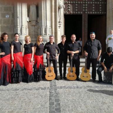 coro rociero el taranto flamenco