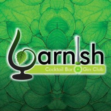 garnish cocktail bar and gin club