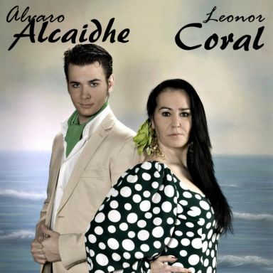 leonor coral y alvaro alcaihde