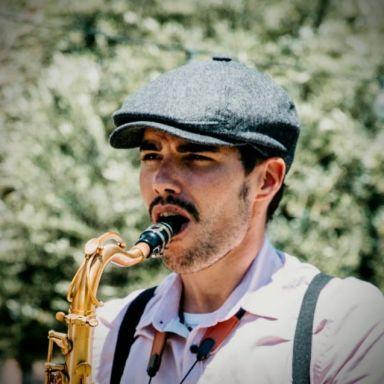sax on ara saxofonista en bodas y eventos