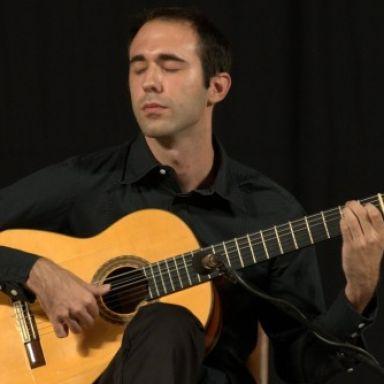 mario herrero guitarrista flamenco