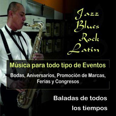 alex saxofonista