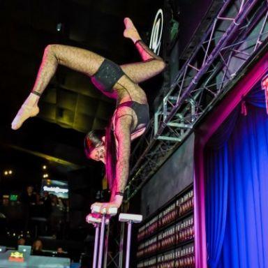 nahid acrobatic