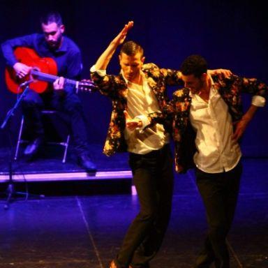 flamenco 3 tacones cia dirigido por eric corzo e isi bautista
