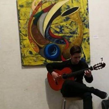 ricardo rodriguez actuaciones flamencas