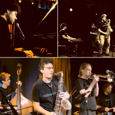 ivan sanguesa y old friends jazz band