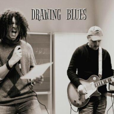 drawing blues
