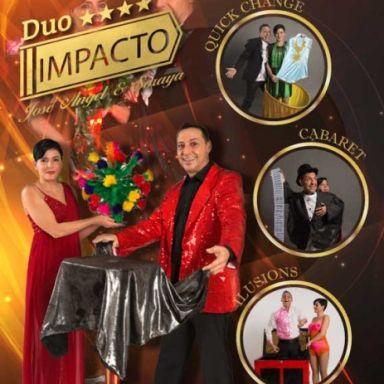 duo impato magic show