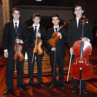 Cuarteto de Cuerda: Primera Fila