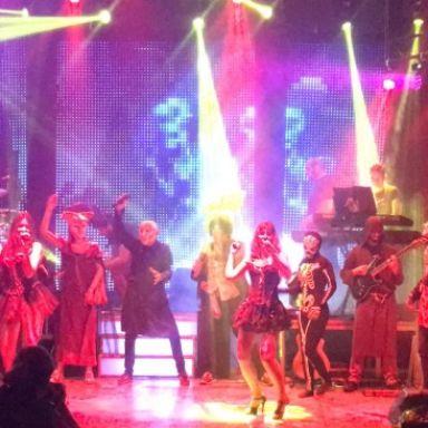 orquesta excalibur show