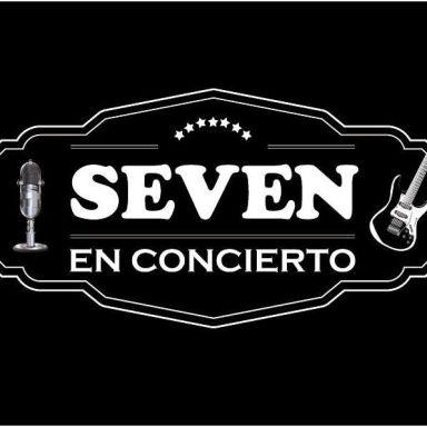 seven en concierto
